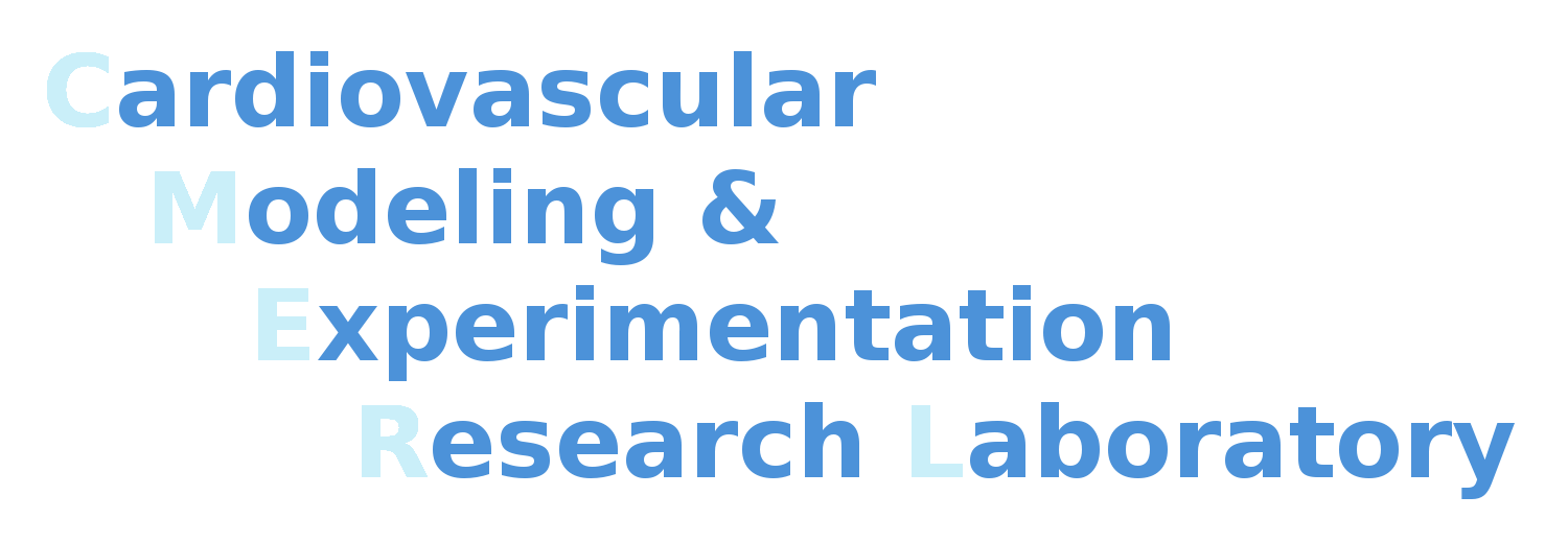 Cardiovascular Modeling and Experimentation Research Laboratory